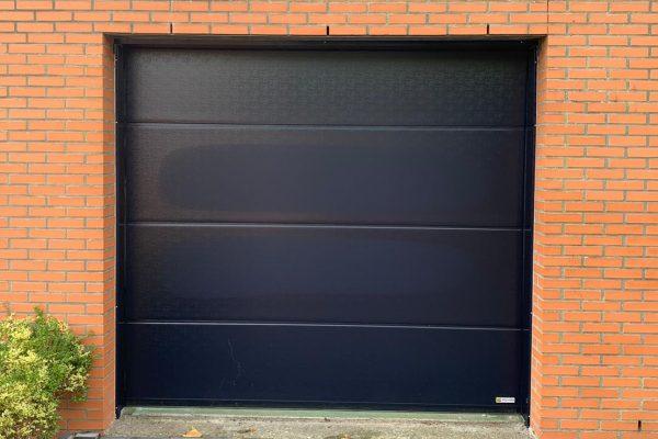 Nieuwe garagedeur in Hasselt